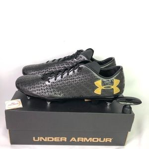 Under Armour Mens CoreSpeed Hybrid Rugby Boots NEW